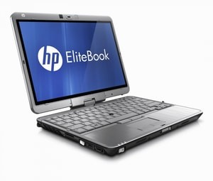 HP EliteBook 2760p (1-5PA) Tablet - Intel Core i7-2620M (2.7 GHz), 4 GB DDR3, 320 GB HDD