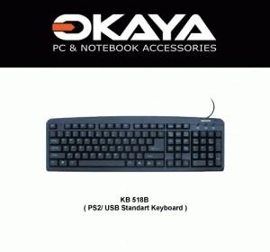 Okaya 518 Black