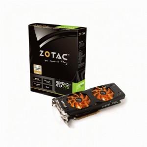 ZOTAC GeForce GTX 770 2GB DDR5 - ZT-70302-10P