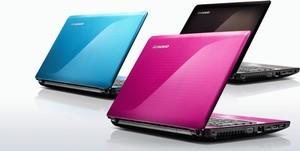 Lenovo IdeaPad Z370 - 4080 (Blue) / 4081 (Black) / 4082 (Pink)