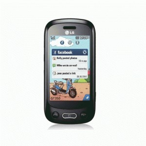 LG GT350i Wink Plus