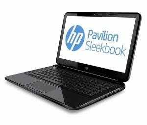 HP Pavilion 14-B015TU Sleekbook - Intel Pentium 987 (1.5 GHz), 2 GB DDR3, 500 GB HDD