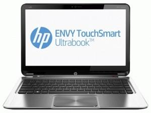 HP Envy TouchSmart 4-1223TU - Intel Core i5-3337U (1.8 GHz), 4 GB DDR3, 500 GB HDD + 32 GB SSD