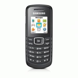 Samsung E1080T Keystone