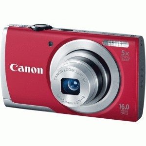 Canon POWERSHOT A2500 IS