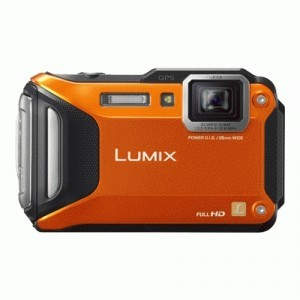Panasonic Lumix DMC-FT5 (DMC-TS5)