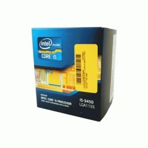 Intel Core i5-3450 Processor (6M Cache, 3.1 GHz)