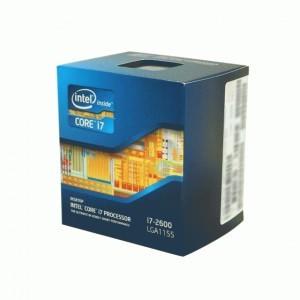 Intel Core i7-2600 Processor (8M Cache, 3.4 GHz)