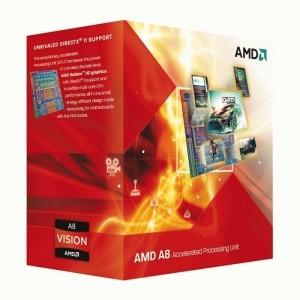 AMD Llano A8-3850 Processor (4M, 2.9 GHz)