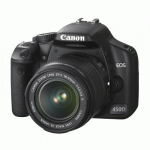 Canon EOS 450D (EOS Rebel XSi / EOS Kiss X2)