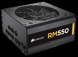 Corsair RM550 - 550 Watt