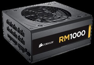 Corsair RM1000 - 1000 Watt