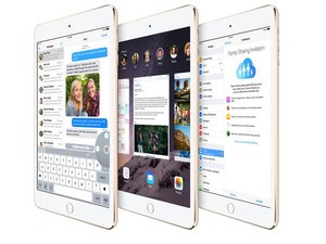 Apple iPad mini 3 Wi-Fi + 4G LTE 16 GB