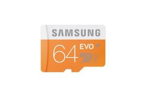 Samsung microSDHC 64 GB EVO