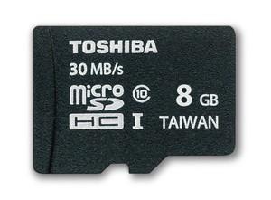Toshiba microSDHC 8 GB Professional