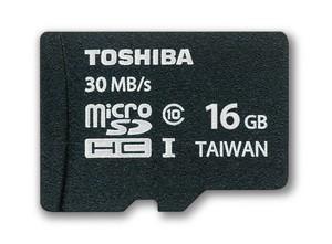 Toshiba microSDHC 16 GB Professional