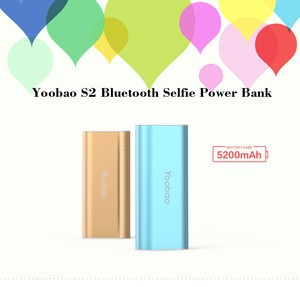 Yoobao Bluetooth Selfie Power Bank PBYB-S2