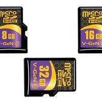 V-Gen microSDHC 16 GB Class 10