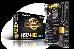 GIGABYTE GA-H97 HD3