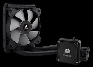 Corsair Hydro Series H60 High Performance Liquid CPU Cooler