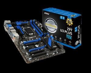 MSI Z97 U3 PLUS