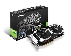 MSI GeForce GTX 960 2GD5T OC