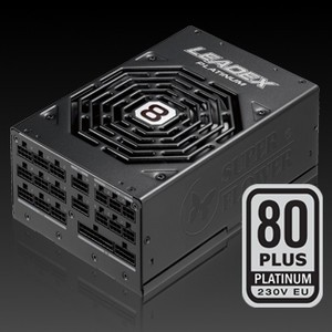 Super Flower Leadex Platinum 2000W