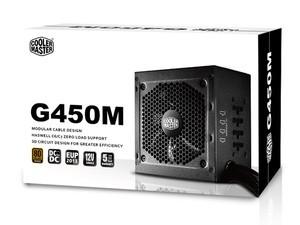 Cooler Master G450M (RS450-AMAAB1-xx) - 450 W