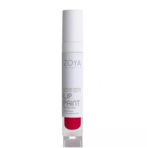 Zoya - Lip Paint - Pure Red - 5g