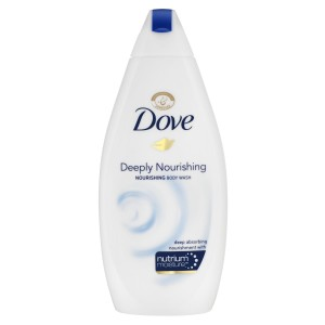 Dove - Deeply Nourishing Body Wash - 400ml