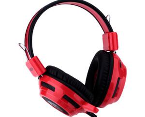 Headset Rexus F15 (Red)