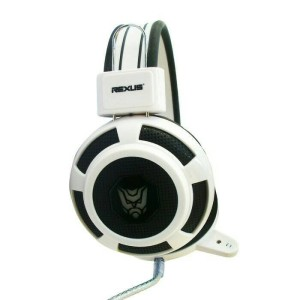 Headset Rexus F15 (White)