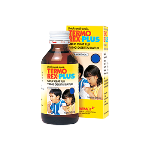 Termorex Plus 60 ml