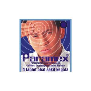 Paramex 4 Tablet