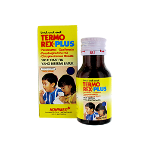 Termorex Plus 30 ml