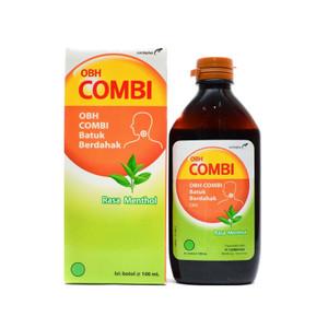 OBH Combi Batuk Berdahak Rasa Menthol 100 ml