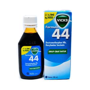 Vicks Formula 44 100 ml