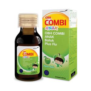 OBH Combi Anak Rasa Apel 60 ml