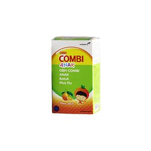 OBH Combi Anak Rasa Jeruk 60 ml