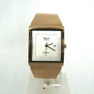 Jam Tangan Alexandre Christie 8333 Full Gold