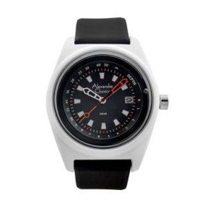 Jam Tangan Alexandre Christie 6431 Putih Hitam