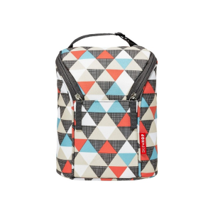 Tas Bayi SkipHop Double Bottle Triangles