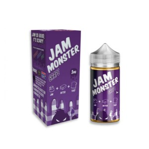 Jam Monster 250ml - Grape
