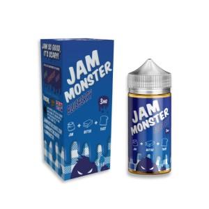Jam Monster 250ml - Blueberry