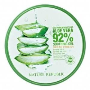 Nature Republic - Aloe Vera Soothing Gel - 300 mL