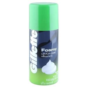 Gillette Foamy Shave Cream Lemon Lime