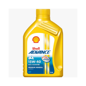 Shell Advance AX5 Scooter 15W-40