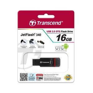 Transcend Jetflash OTG 340 16GB
