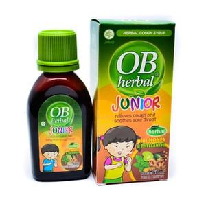 OB Herbal Junior 60 ml