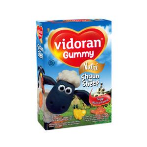 Vidoran Gummy Multivitamin 60g